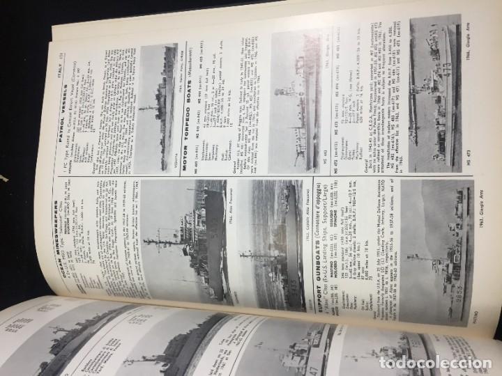 Militaria: Janes Fighting Ships 1966-67. Blackman, Raymond (ed). McGraw-Hill, 1966. Ilustrado textos en inglés - Foto 4 - 221509986