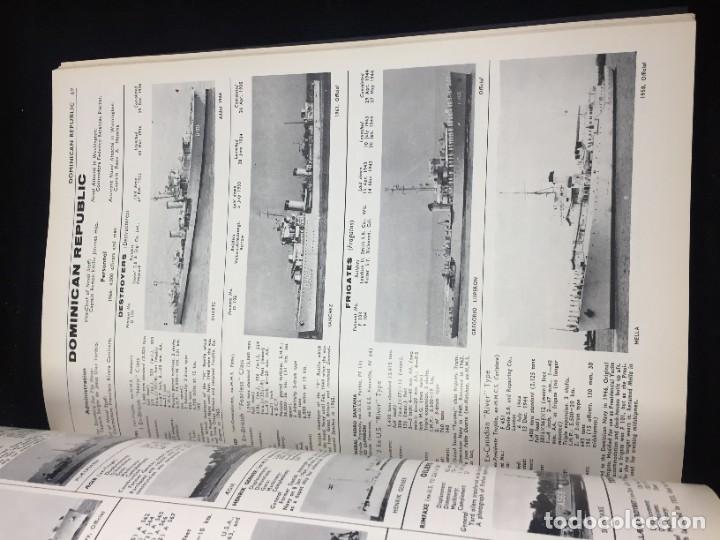 Militaria: Janes Fighting Ships 1966-67. Blackman, Raymond (ed). McGraw-Hill, 1966. Ilustrado textos en inglés - Foto 7 - 221509986