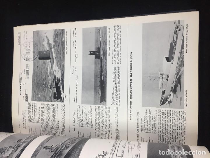 Militaria: Janes Fighting Ships 1966-67. Blackman, Raymond (ed). McGraw-Hill, 1966. Ilustrado textos en inglés - Foto 9 - 221509986