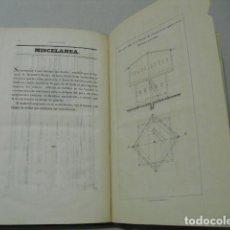 Militaria: 1859 ARTÍCULOS Y PLANO DE BLOCAO EN E.E.U.U. PARA DEFENDERSE DE LOS INDIOS. Lote 221551761