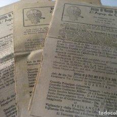 Militaria: 7 REVISTA DIVISION MONTAÑA NAVARRA . MILITAR 2 AGRUPACION CAZADORES AÑO 1965. Lote 221681892