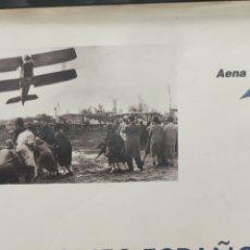 Militaria: AVIONES ESPAÑOLES DESDE 1910. JAIME VELARDE SILIÓ.. Lote 222040700