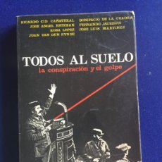 Militaria: TODOS AL SUELO. Lote 222332876