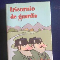 Militaria: TRICORNIO DE GUARDIA. Lote 222334313