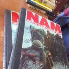 Militaria: NAM. CRÓNICA DE LA GUERRA DE VIETNAM 1965-1975 (2 TOMOS). PLANETA-AGOSTINI, 1988.. Lote 222523810