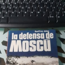 Militaria: LIBRO LA DEFENSA DE MOSCU ED SAN MARTIN BATALLAS Nº 9. Lote 222716182