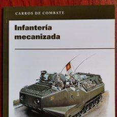 Militaria: INFANTERÍA MECANIZADA /// CARROS DE COMBATE /// SEGUNDA GUERRA MUNDIAL /// OSPREY. Lote 222720471