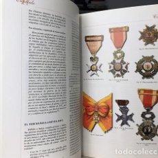 Militaria: CABALLEROS DE LA REAL ORDEN DE SAN FERNANDO (INTENDENCIA, CUERPOS...HISTORIA MILITAR. CONDECORACIONE. Lote 223099873