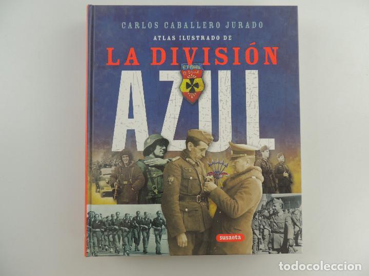 ATLAS ILUSTRADO DE LA DIVISION AZUL EDICIONES SUSAETA (Militar - Libros y Literatura Militar)