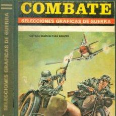 Militaria: NUMULITE L0422 COMBATE SELECCIONES GRÁFICAS DE GUERRA INMERSION SALVAJE LA GENDA DE LOS SENTENCIADOS. Lote 226343575