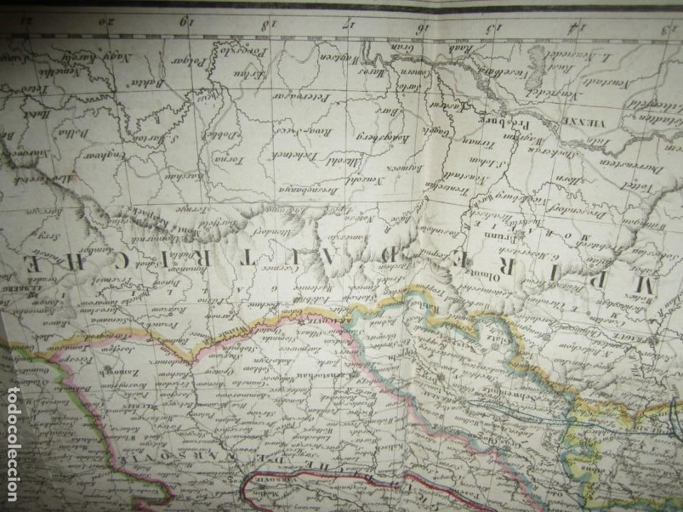 Militaria: HISTOIRE DE LA GUERRE DE RUSSIE ET DALLEMAGNE M.SARRAZIN 1815 PARIS - Foto 13 - 226694895