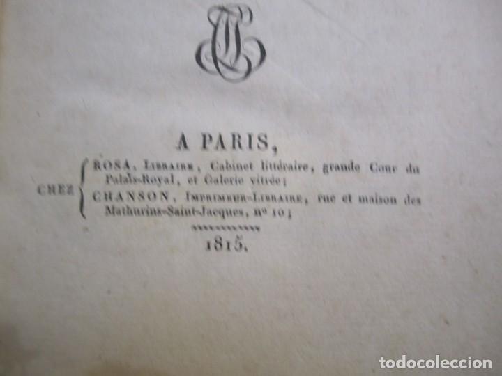 Militaria: HISTOIRE DE LA GUERRE DE RUSSIE ET DALLEMAGNE M.SARRAZIN 1815 PARIS - Foto 4 - 226694895
