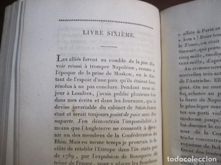 Militaria: HISTOIRE DE LA GUERRE DE RUSSIE ET DALLEMAGNE M.SARRAZIN 1815 PARIS - Foto 7 - 226694895
