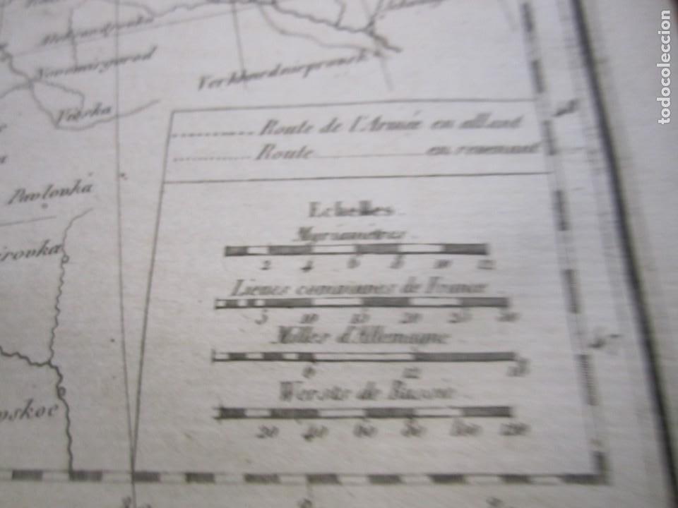 Militaria: HISTOIRE DE LA GUERRE DE RUSSIE ET DALLEMAGNE M.SARRAZIN 1815 PARIS - Foto 11 - 226694895