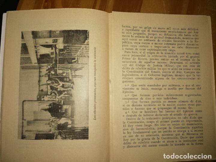 Militaria: UNA DEFENSA HISTÓRICA.REPÚBLICA.SEGUNDA EDICIÓN.1931. LA GUTTENBERG. 28págs.W - Foto 3 - 227978555