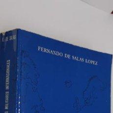 Militaria: ESPAÑA, LA OTAN Y LOS ORGANISMOS MILITARES INTERNACIONALES - SALAS LÓPEZ, FERNANDO DE. Lote 228182385