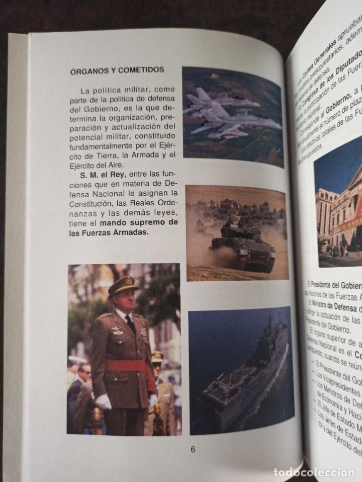 Militaria: MANUAL DE INSTRUCCIÓN BÁSICA DEL SOLDADO TOMÓ I TEORÍA - Foto 7 - 228859465