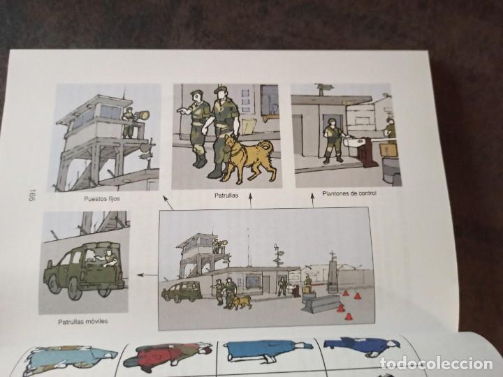 Militaria: MANUAL DE INSTRUCCIÓN BÁSICA DEL SOLDADO TOMÓ I TEORÍA - Foto 8 - 228859465