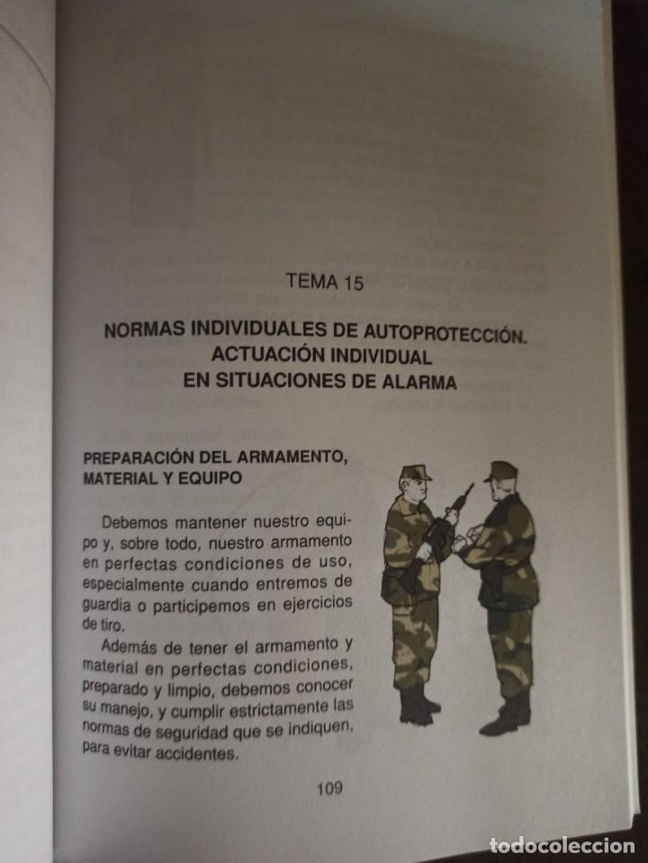 Militaria: MANUAL DE INSTRUCCIÓN BÁSICA DEL SOLDADO TOMÓ I TEORÍA - Foto 9 - 228859465