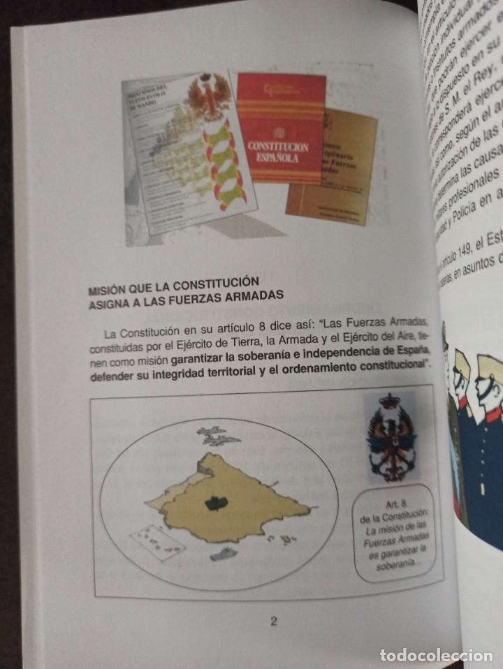 Militaria: MANUAL DE INSTRUCCIÓN BÁSICA DEL SOLDADO TOMÓ I TEORÍA - Foto 10 - 228859465