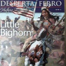 Militaria: DESPERTA FERRO MODERNA N. 49 LITTLE BIGHORN. Lote 230111835