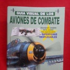 Militaria: CARPETA AVIONES DE COMBATE CON DESPLEGABLES DE GRAN TAMAÑO DE 36 AERONAVES.. Lote 266614013