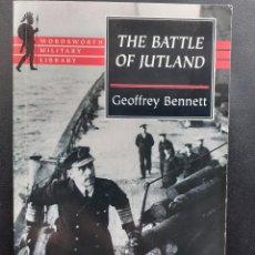 Militaria: THE BATTLE OF JUTLAND. GUERRA MUNDIAL. JUTLANDIA. Lote 230546270