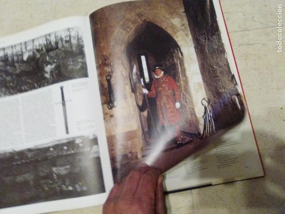 Militaria: LIBRO GIGANTE LA GUERRA EN LA EDAD MEDIA MUY ILUSTRADO MIRAR FORMATO MAS QUE A3 - Foto 4 - 235597420