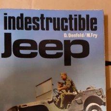 Militaria: INDESTRUCTIBLE JEEP. ED SAN MARTIN. Lote 236576650
