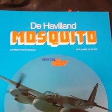 Militaria: DE HAVILLAND MOSQUITO. ED ATLAS. Lote 236748245