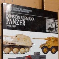 Militaria: DIVISION PANZER. Lote 237331850