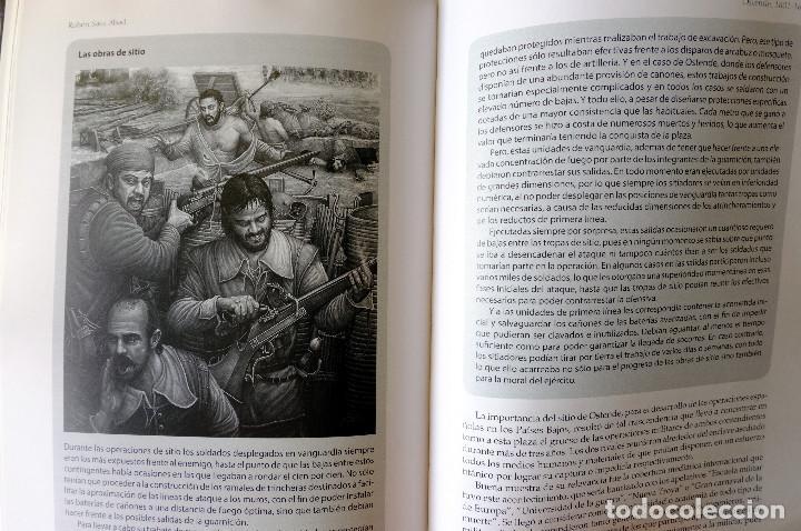 Militaria: OSTENDE, 1601-1604. EL ASEDIO MÁS CARO DE LA HISTORIA. RUBÉN SÁEZ ABAD - Foto 4 - 238270780