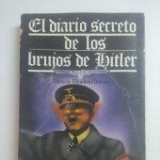 Militaria: EL DIARIO SECRETO DE LOS BRUJOS DE HITLER.. Lote 238841280