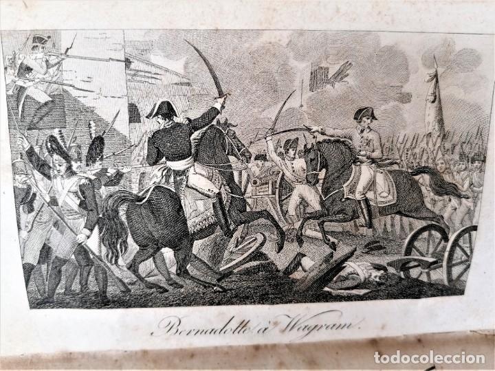 Militaria: VICTORIAS Y CONQUISTAS FRANCESES...1824,GUERRA INDEPENDENCIA,ZARAGOZA,MADRID,LUGO,MEDALLA NAPOLEON.. - Foto 8 - 241031160