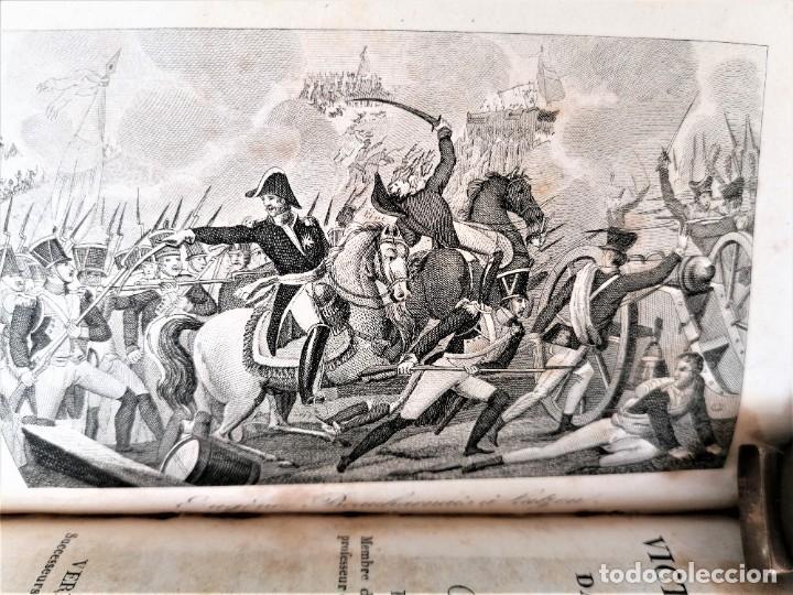 Militaria: VICTORIAS Y CONQUISTAS FRANCESES...1824,GUERRA INDEPENDENCIA,ZARAGOZA,MADRID,LUGO,MEDALLA NAPOLEON.. - Foto 11 - 241031160
