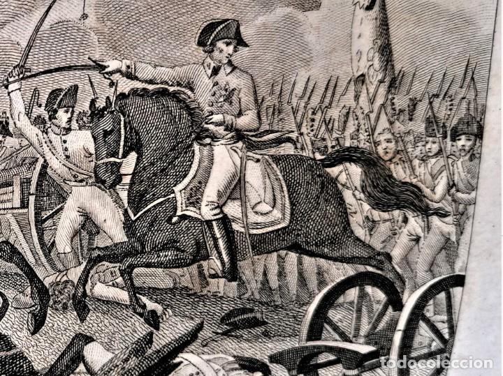 VICTORIAS Y CONQUISTAS FRANCESES...1824,GUERRA INDEPENDENCIA,ZARAGOZA,MADRID,LUGO,MEDALLA NAPOLEON.. (Militar - Libros y Literatura Militar)