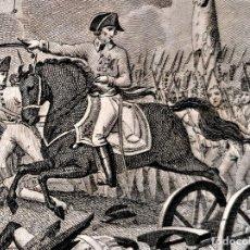 Militaria: VICTORIAS Y CONQUISTAS FRANCESES...1824,GUERRA INDEPENDENCIA,ZARAGOZA,MADRID,LUGO,MEDALLA NAPOLEON... Lote 241031160
