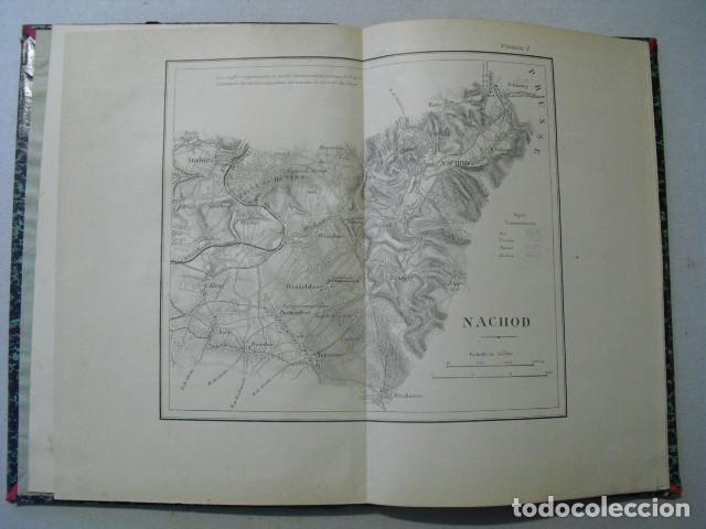 Militaria: 1892 L´ARTILLERIE DE CAMPAGNE COLONEL LANGLOIS DOS TOMOS DE TEXTO Y ATLAS OBRA COMPLETA - Foto 7 - 241080575