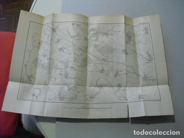 Militaria: 1892 L´ARTILLERIE DE CAMPAGNE COLONEL LANGLOIS DOS TOMOS DE TEXTO Y ATLAS OBRA COMPLETA - Foto 8 - 241080575