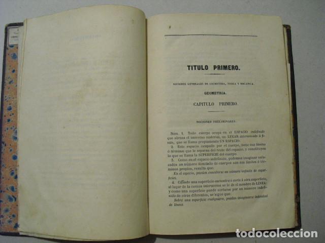 Militaria: 1858 ENSAYO TEORICO-PRACTICO SOBRE LAS ARMAS PORTÁTILES CORREA Y MARTINEZ DE VIERGOL - Foto 3 - 242977485
