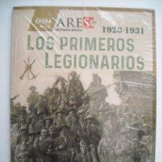 Militaria: LOS PRIMEROS LEGIONARIOS 1920 - 1931 REVISTA EXTRA ARES Nº 13 CIEN AÑOS DE VALOR LEGIÓN. Lote 243031080