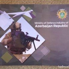 Militaria: PRODUCTOS DE DEFENSA DE LA REPUBLICA DE AZERBAIYAN. Lote 243855395