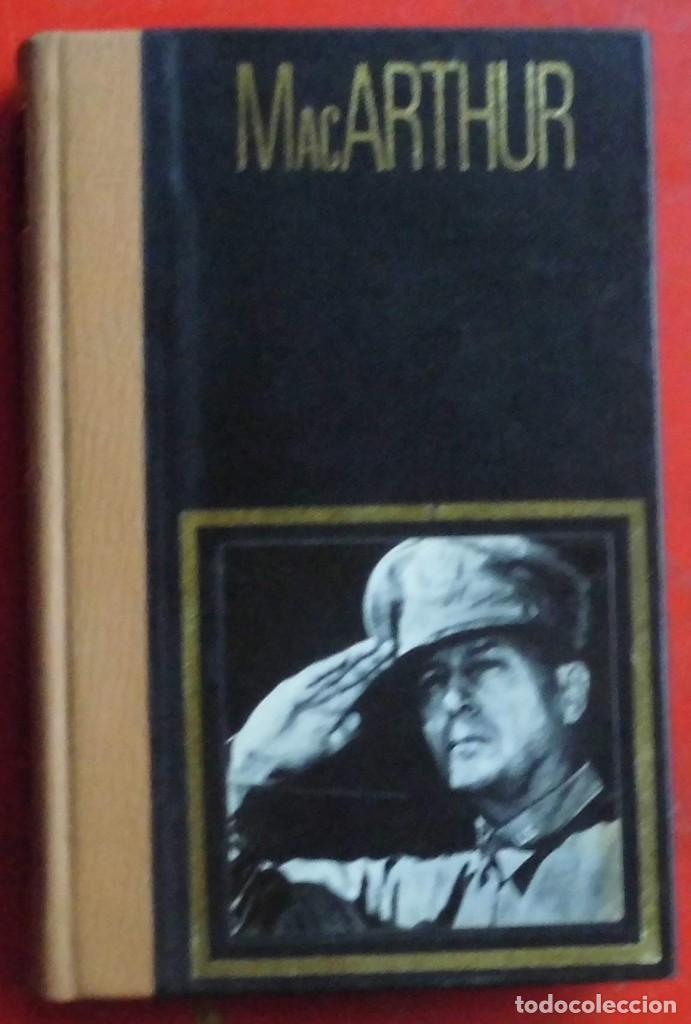 MACARTHUR. GRANDES JEFES MILITARES (Militar - Libros y Literatura Militar)