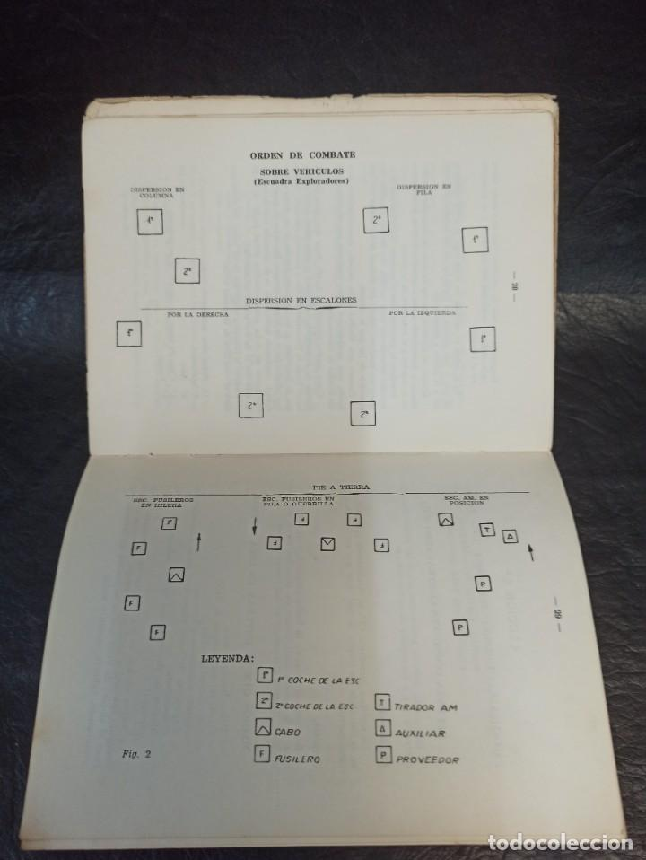 Militaria: Formación de cabos Caballería y normas conducta para el soldado. L1 - Foto 6 - 248712530