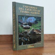 Militaria: WW2 - UNIFORMES DEL EJÉRCITO DE TIERRA ALEMAN - SEGUNDA GUERRA MUNDIAL MILITARES ARMAS EQUIPAMIENTO. Lote 250153325