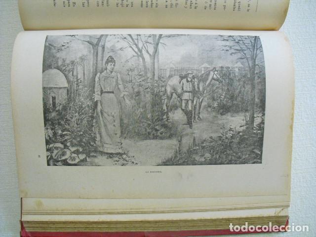 Militaria: RAZON Y FUERZA NARRACION MIITAR Y DE COSTUMBRES CUBANAS CABRERA 1893 - Foto 6 - 251501075