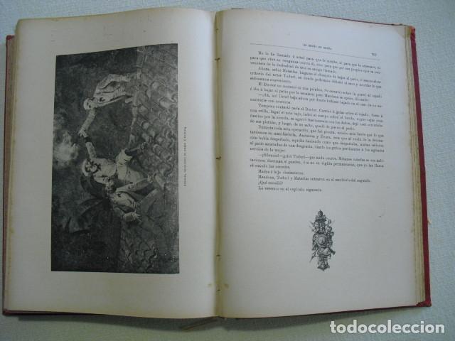 Militaria: RAZON Y FUERZA NARRACION MIITAR Y DE COSTUMBRES CUBANAS CABRERA 1893 - Foto 7 - 251501075