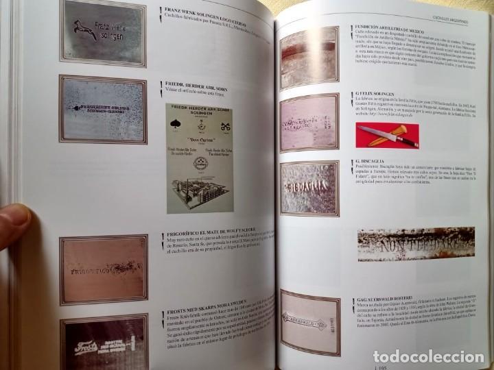 Militaria: Libro armas blancas Argentina - Foto 6 - 252401030