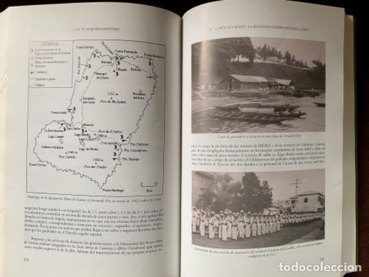 Militaria: POTO POTO - LAS TROPAS DE GUARNICIÓN EN LOS TERRITORIOS ESPAÑOLES DE GUINEA POR LUIS DE SEQUERA - Foto 6 - 253442150