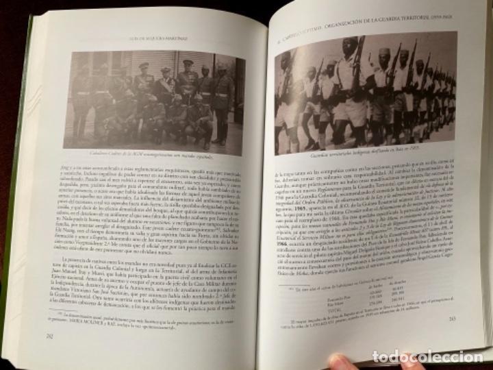 Militaria: POTO POTO - LAS TROPAS DE GUARNICIÓN EN LOS TERRITORIOS ESPAÑOLES DE GUINEA POR LUIS DE SEQUERA - Foto 4 - 253442150